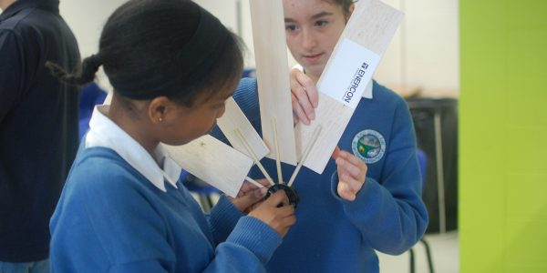 Secondary school workshops